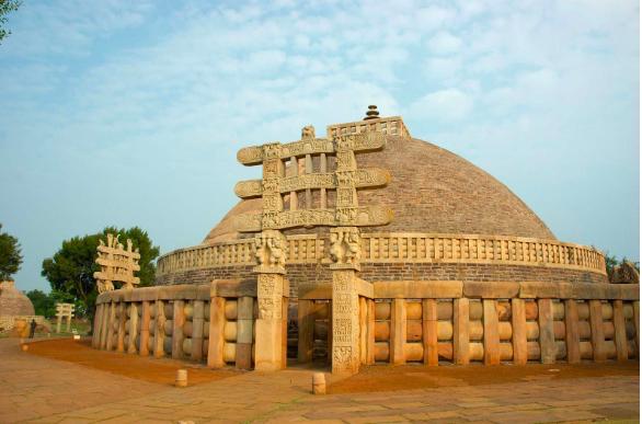 Sanchi Stupa