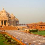 Akshardham tempel Gujarat