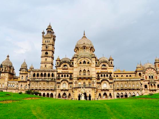 Lakshmi vilas palace Gujarat