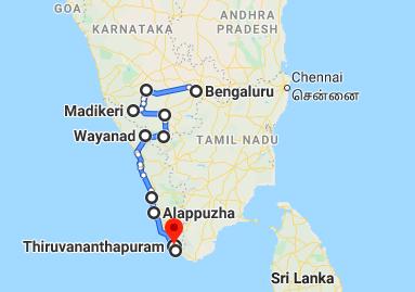 Karnataka/Kerala
