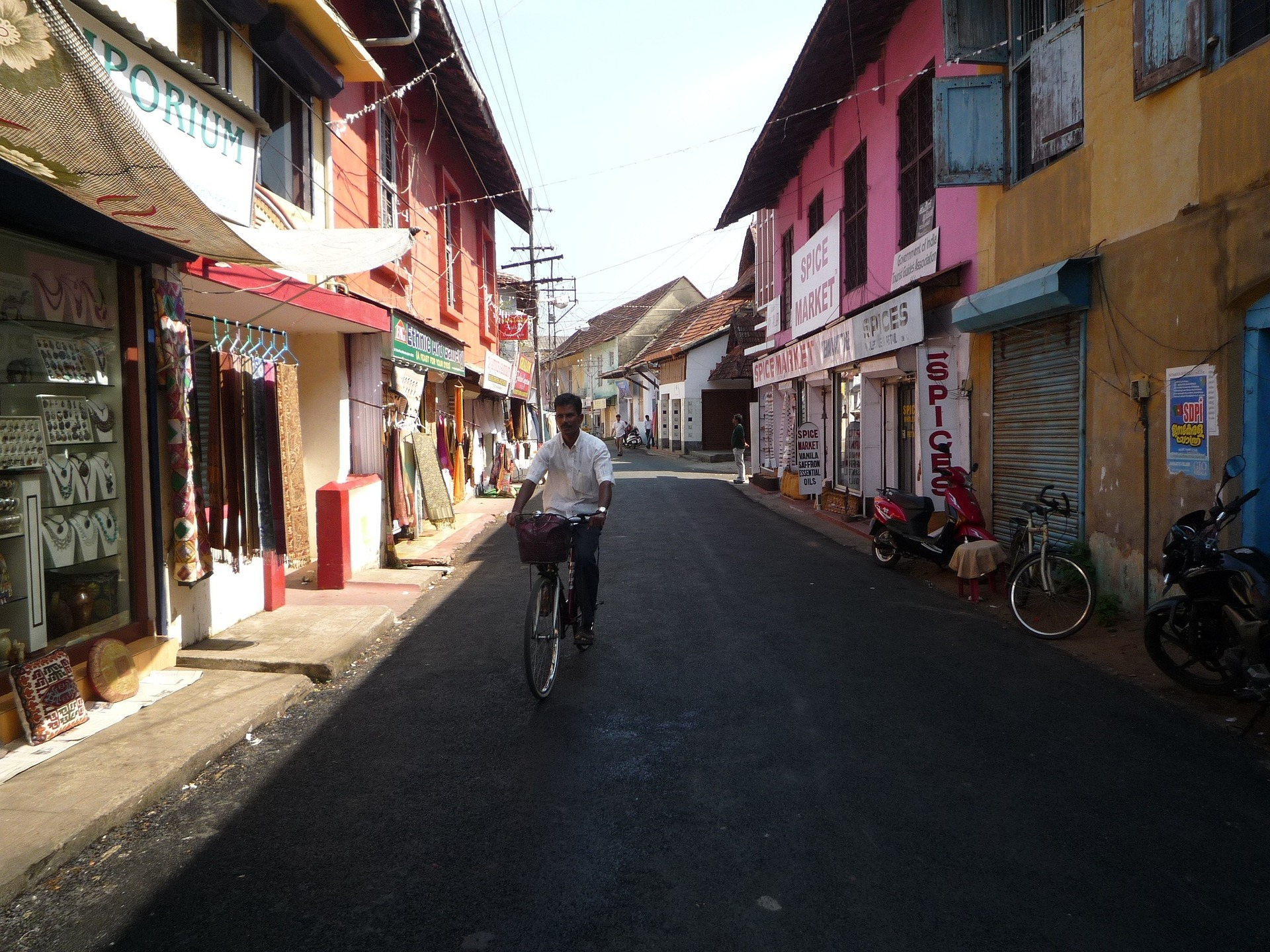 Cochin India