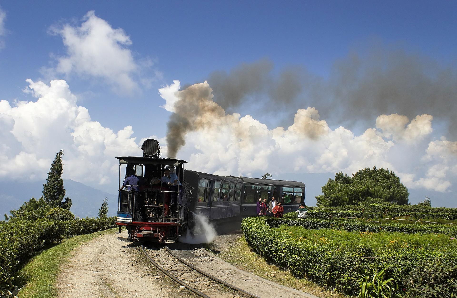 Toy Train Darjeeling India