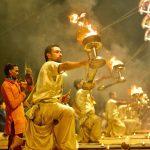 Aarti ceremony Varanasi