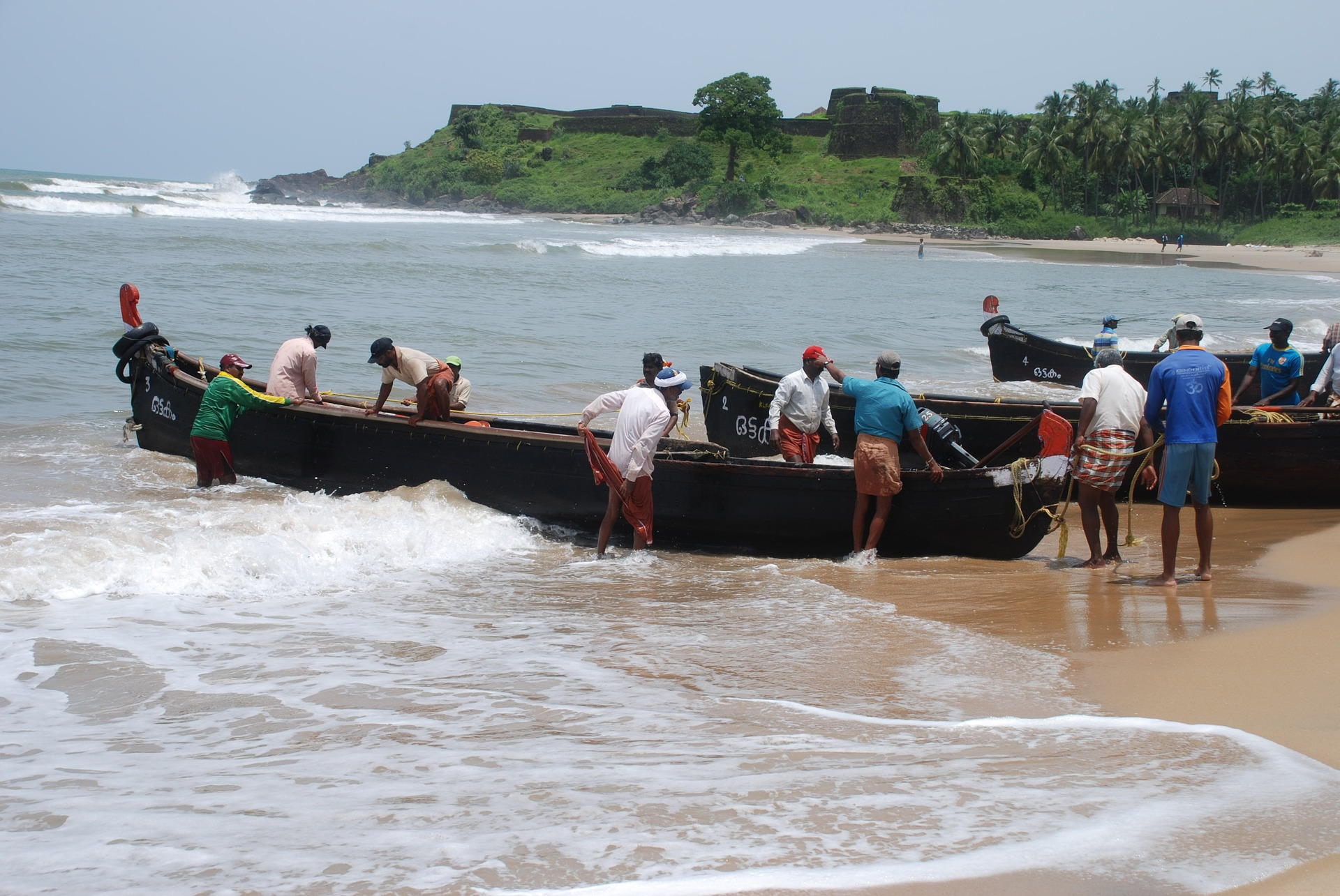 Kovalam Kerala