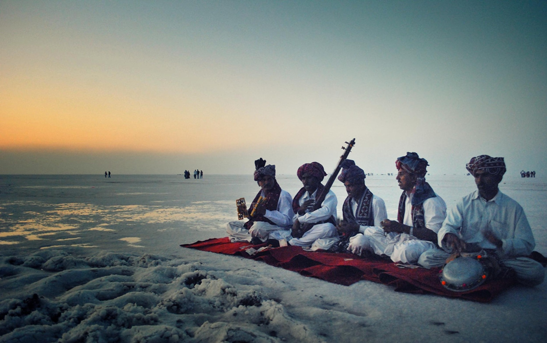 Great Rann of Kutch Gujarat