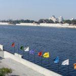 Sabarmati rivier Gujarat