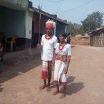 Saora couple Odisha
